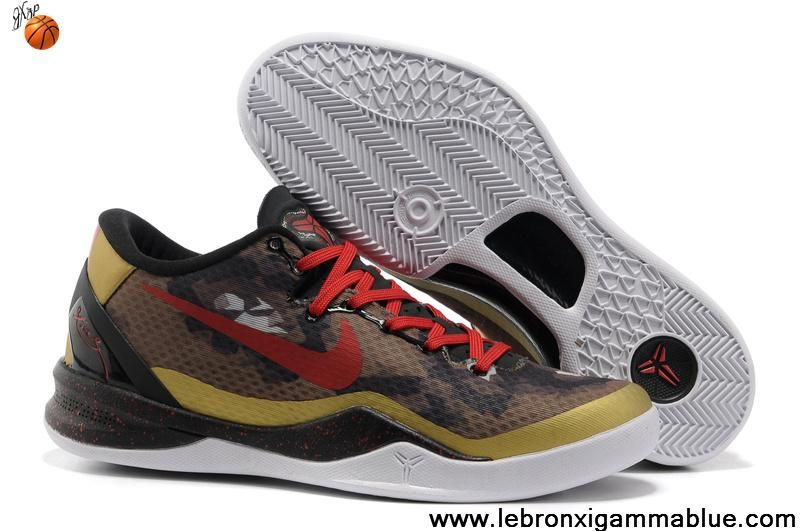 timeless design 2139f 59c75 2013 555035 005 Nike Kobe 8 System Mamba Army Camo Year Of The Snake Latest  Now