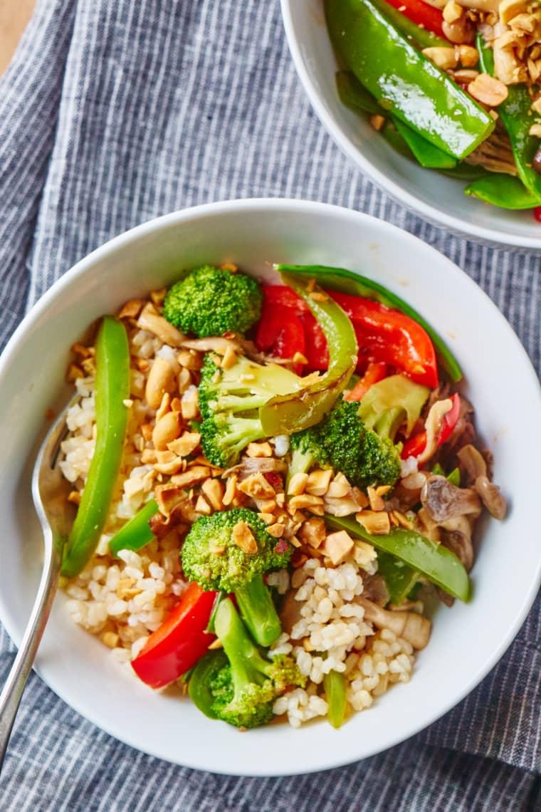 Recipe: Weeknight Vegetable Stir-Fry