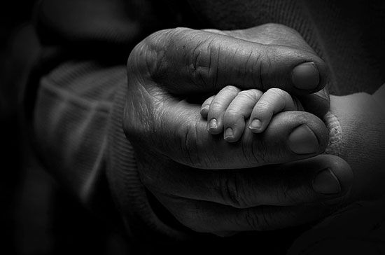 Grandpa Is A Worker Photography Newborn Photo Pose Photography