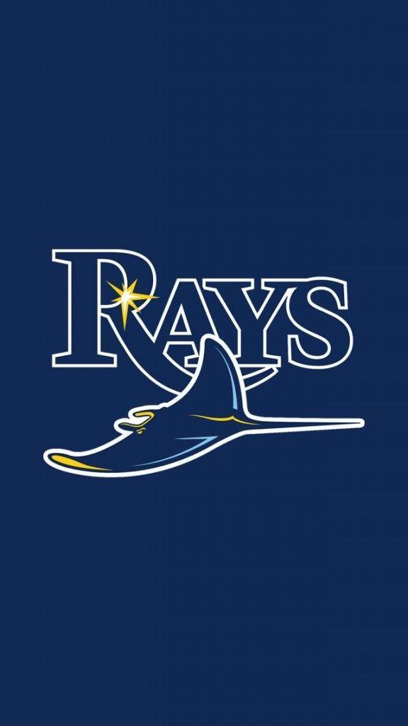 Tampa Bay Rays Iphone Wallpaper Tampa Bay Rays Bay Sports Rays Logo
