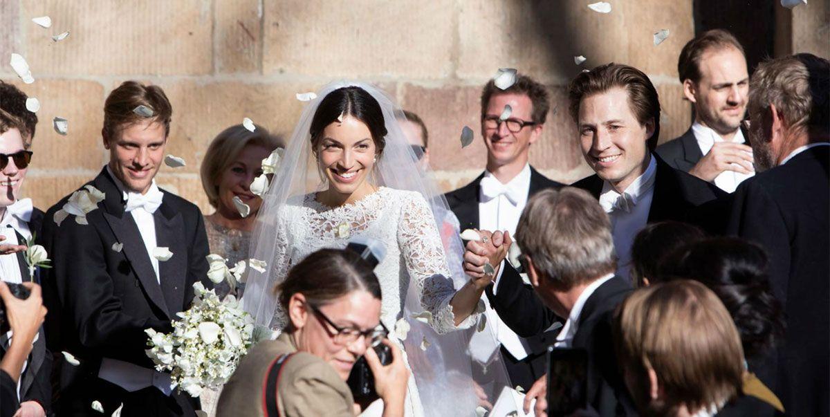 fd1874fa6555 Joen Bonniers bröllop. | Royalitys | Bröllop
