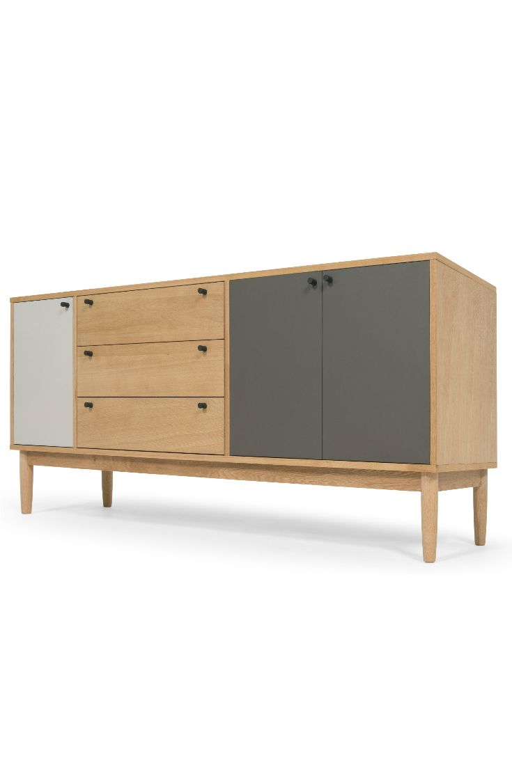 Highboard Tv Campton Sideboard Eiche Neu Bei Made Com Pinterest