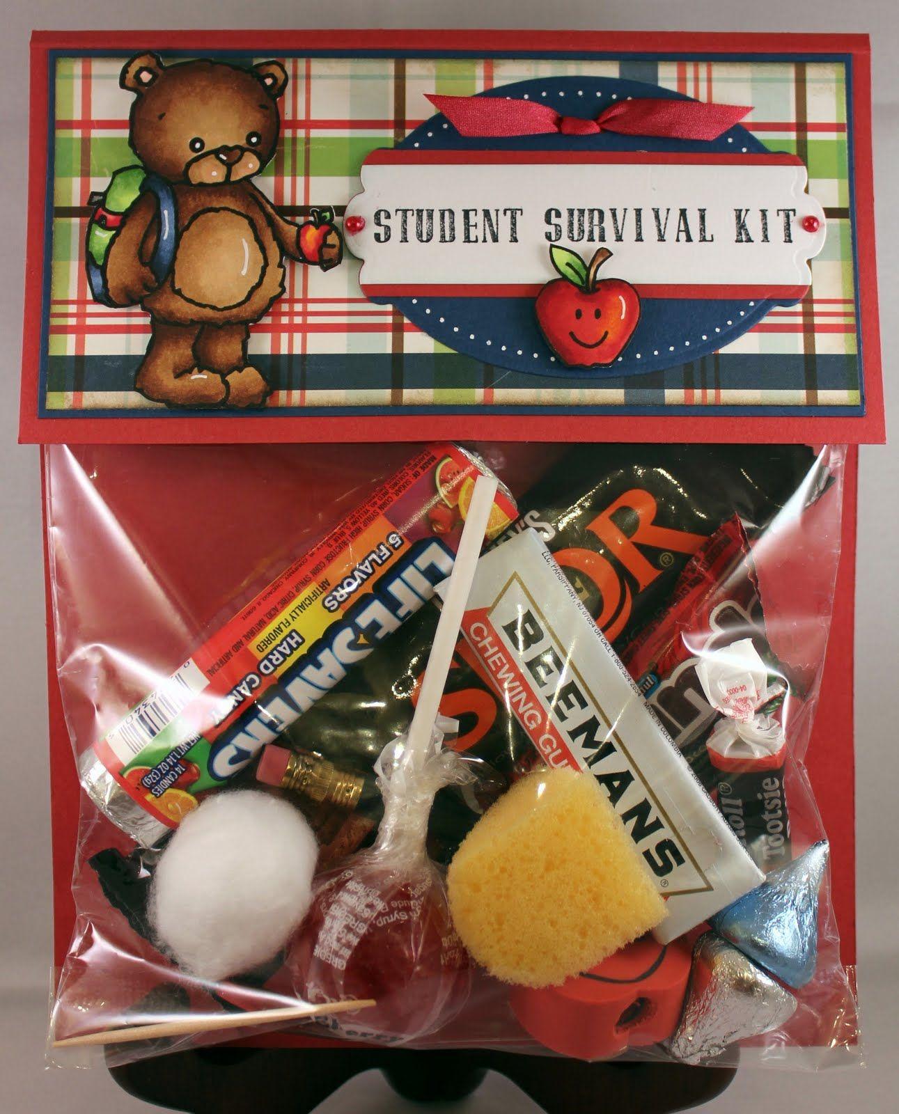 Open House Student Survival Kit Golden Inkspirations