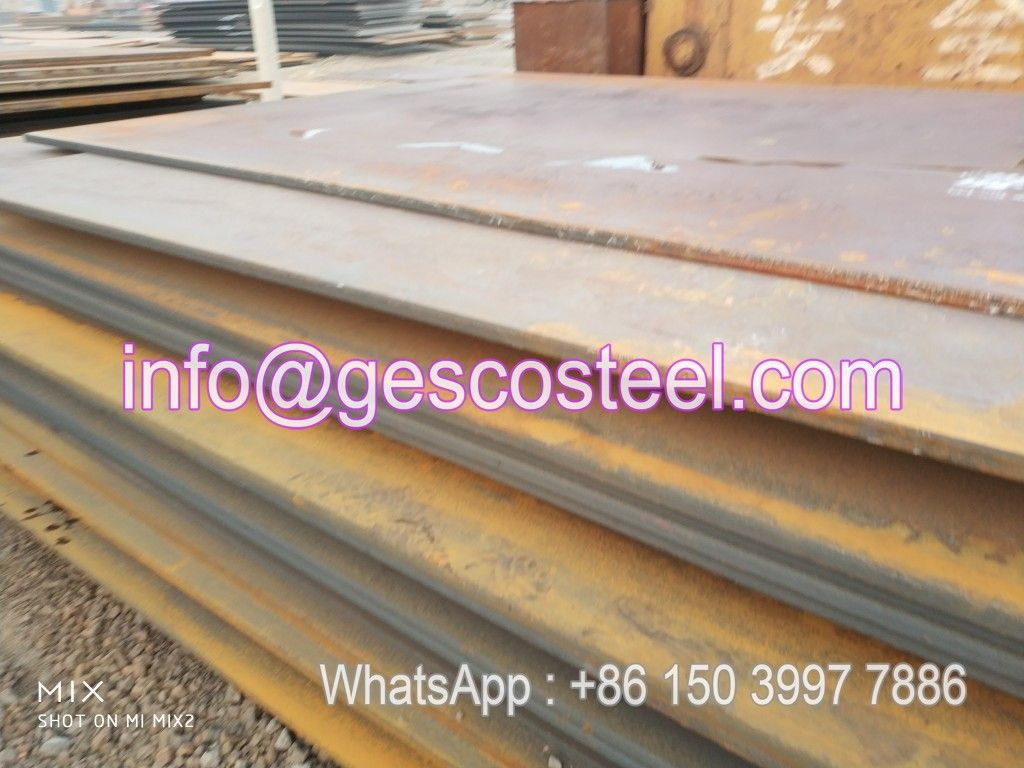 410b Steel Plate 410a Ship Steel 410b Shipbuilding Steel Astm A516 70 Plate Pvq Plate Astm A516 Grade 70 And Asme Sa516 Grad Steel Plate Vessel Carbon Steel