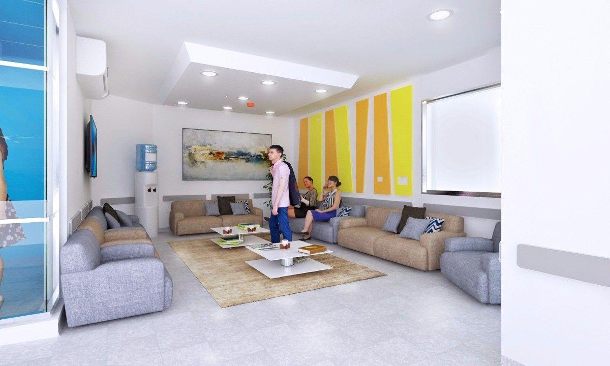 Dise O Sala De Espera Vip Clinica Norte San Jos De C Cuta C2  # Muebles New Style Villa Tesei