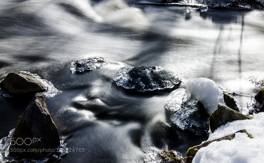 Crystal Water by Karilahti. @go4fotos
