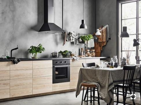 How To Create An Impressive Scandinavian Kitchen Functional Kitchen Design Ikea Kitchen Design Small Space Kitchen
