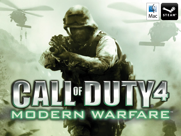 Call Of Duty 4 Modern Warfare For Only 5 Get Arguably The Greatest Game Ever For Next To Nothing Stea Call Of Duty Modern Warfare Advanced Warfare
