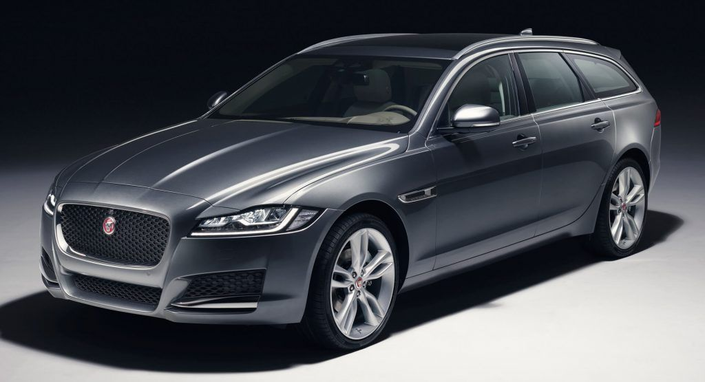 You Could Get A Jaguar XF Sportbrake For Up To 30000 Off