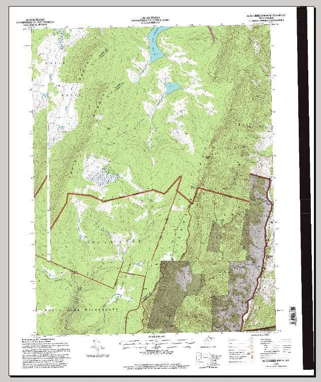 How To Download Complete USGS Topo Maps For Free - Where to get topo maps for hiking