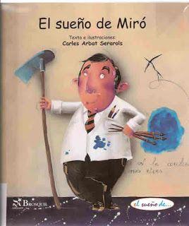 libros para ninos de joan miro