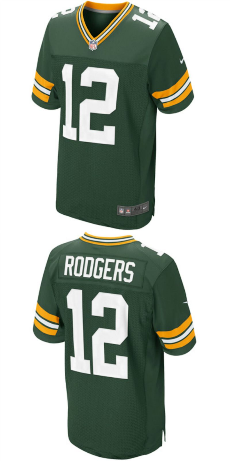 check out 95af4 95bc2 UP TO 70% OFF. Aaron Rodgers Green Bay Packers Nike Elite ...