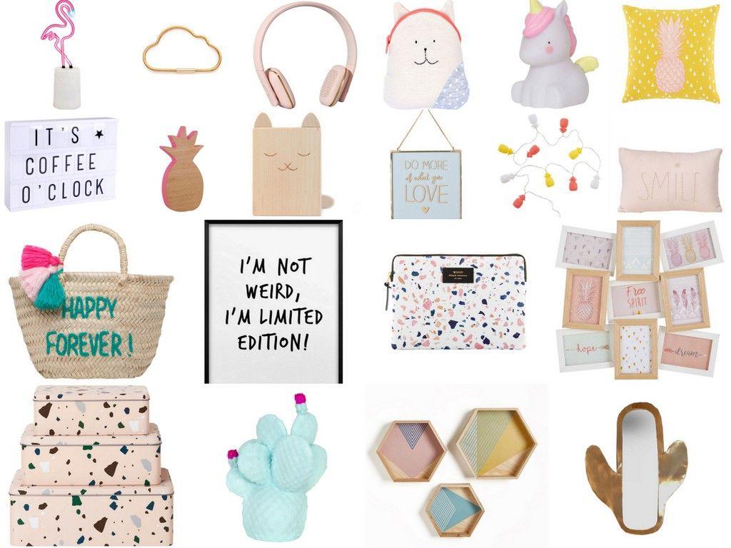 Idée De Cadeau Ado Fille Cadeau fille ado : 50 idées originales et déco   Joli Place | Idée