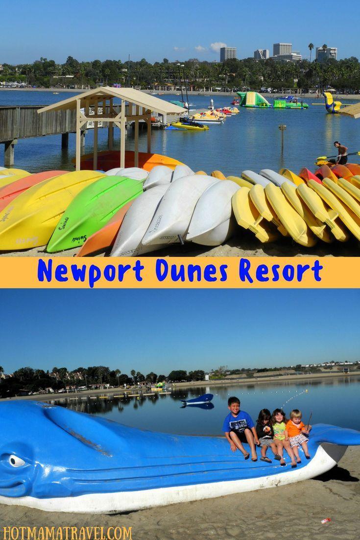 Hot Rving At Newport Dunes Resort In California Click For Ultimate Guide