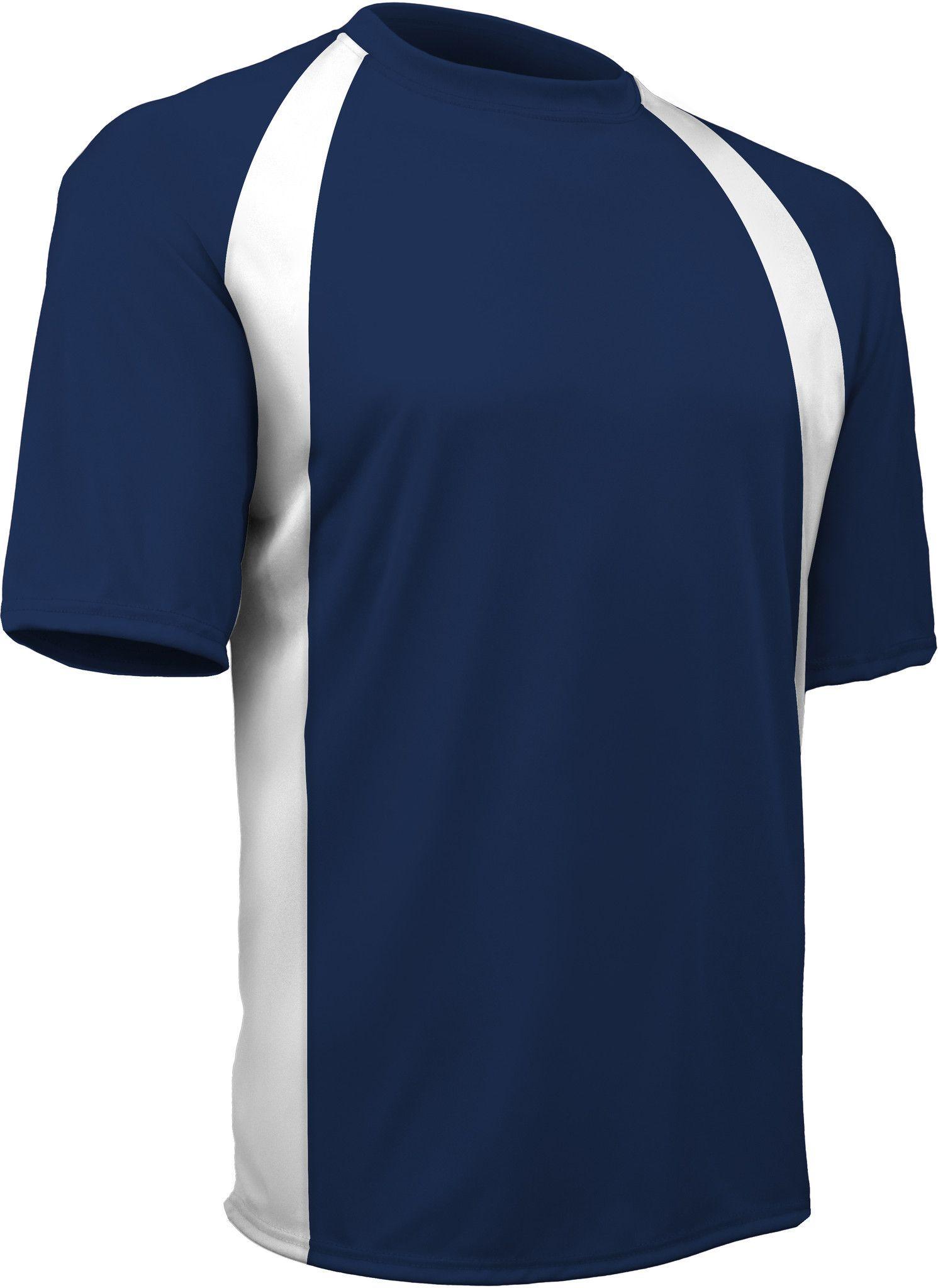 PT812S - Men's Full Panel Training Shirt