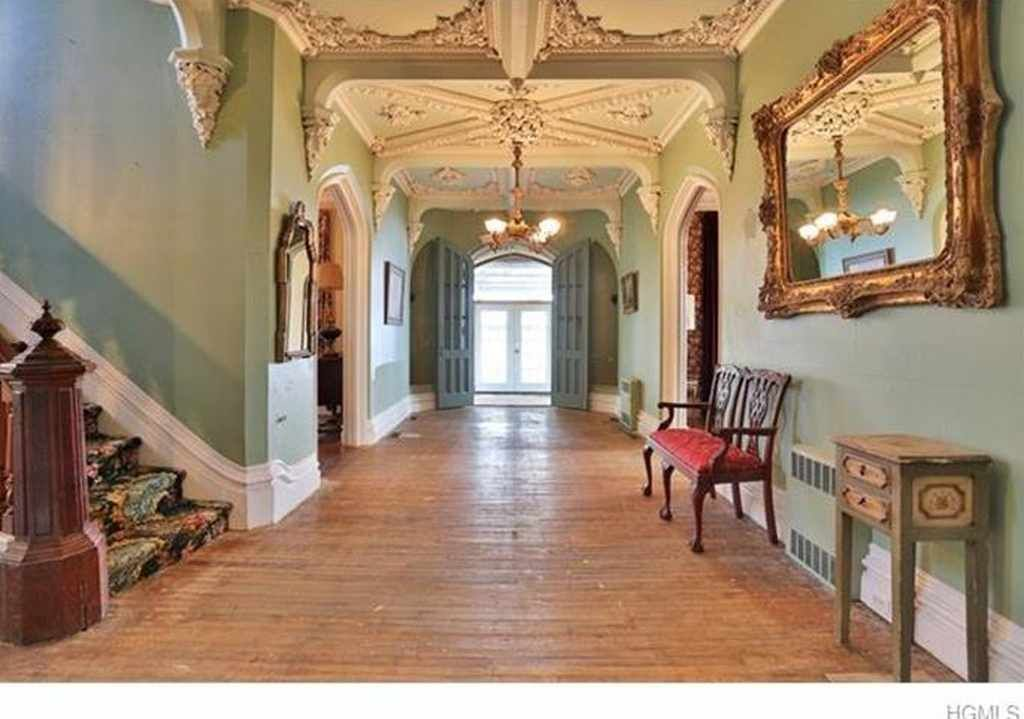 Gothic Revival Interior Design 1858 gothic revival - tomkins cove, ny - $749,000 - old house