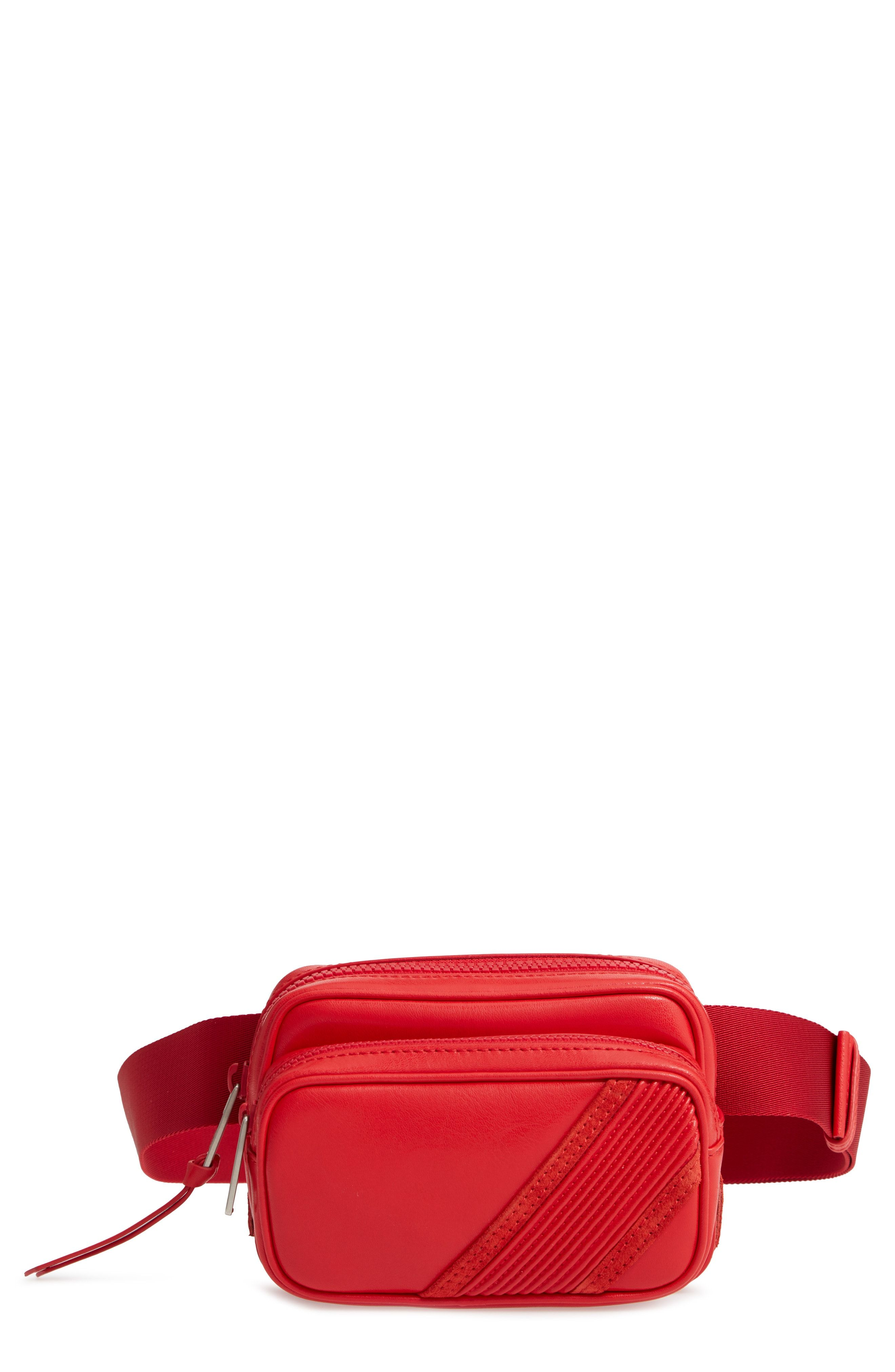 feffc7a1893b5c GIVENCHY MC3 CROSSBODY BAG - RED. #givenchy #bags #shoulder bags #crossbody