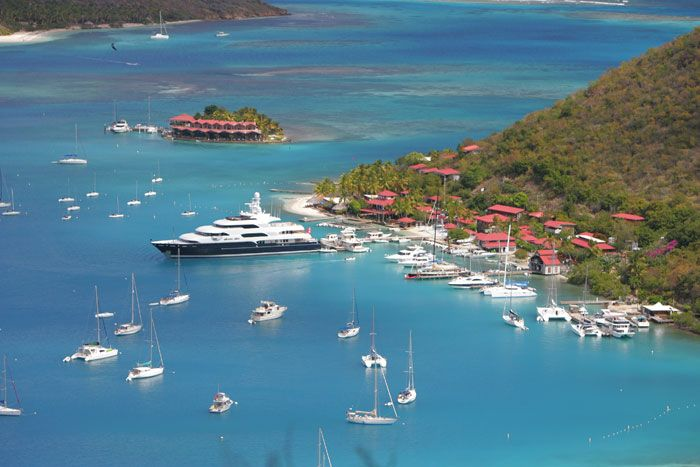 Beautiful Places To Travel Yacht Club