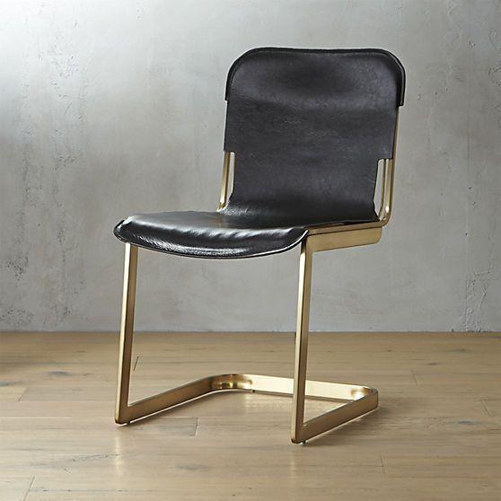 Rake Brass Chair Reviews Cb2 Brass Chair Chair Plush Lounge Chair #plush #living #room #chairs