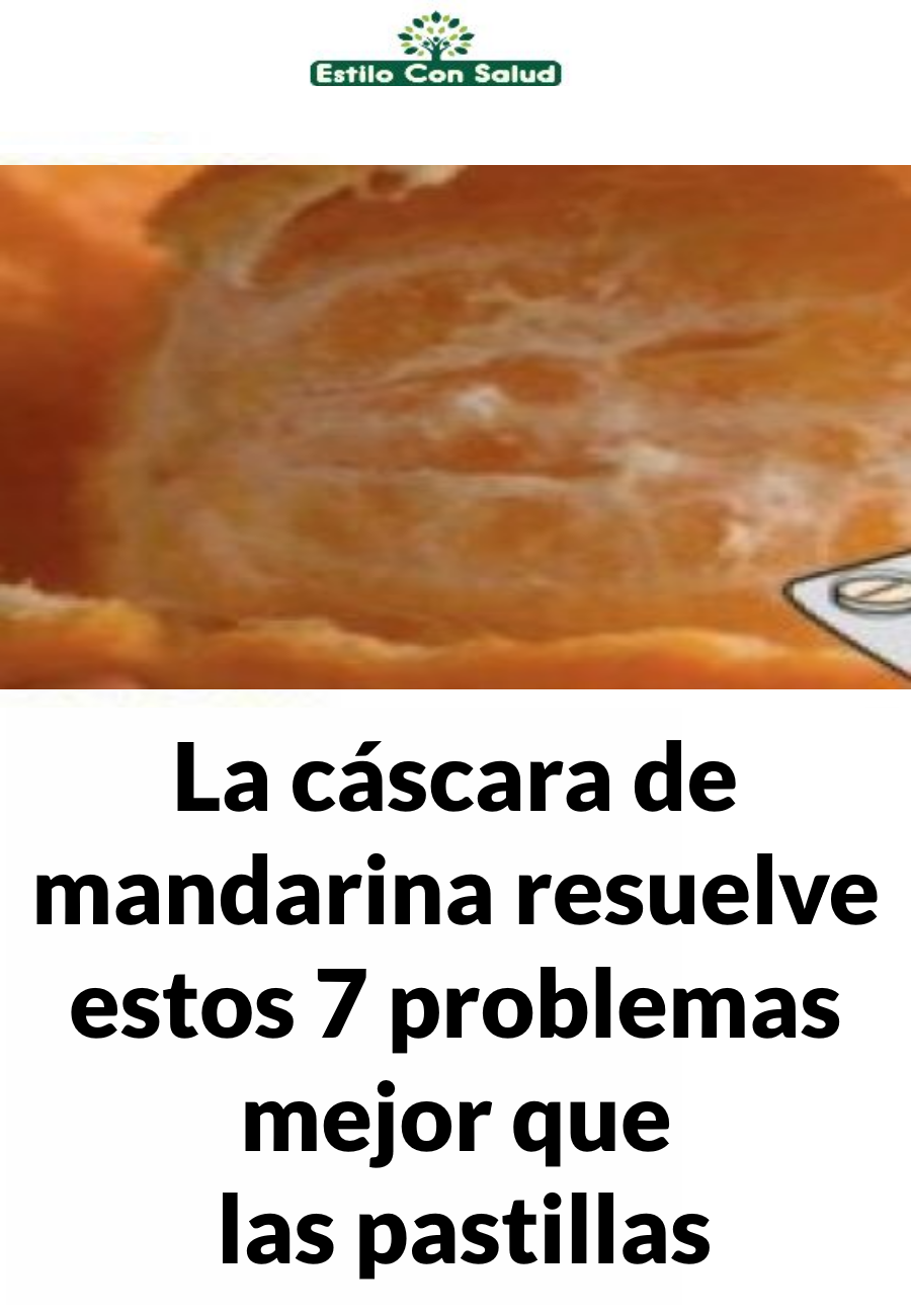 La Cáscara De Mandarina Resuelve Estos 7 Problemas Mejor Que Las Pastillas Cheesecake Bites Healthy Lifestyle Healthy