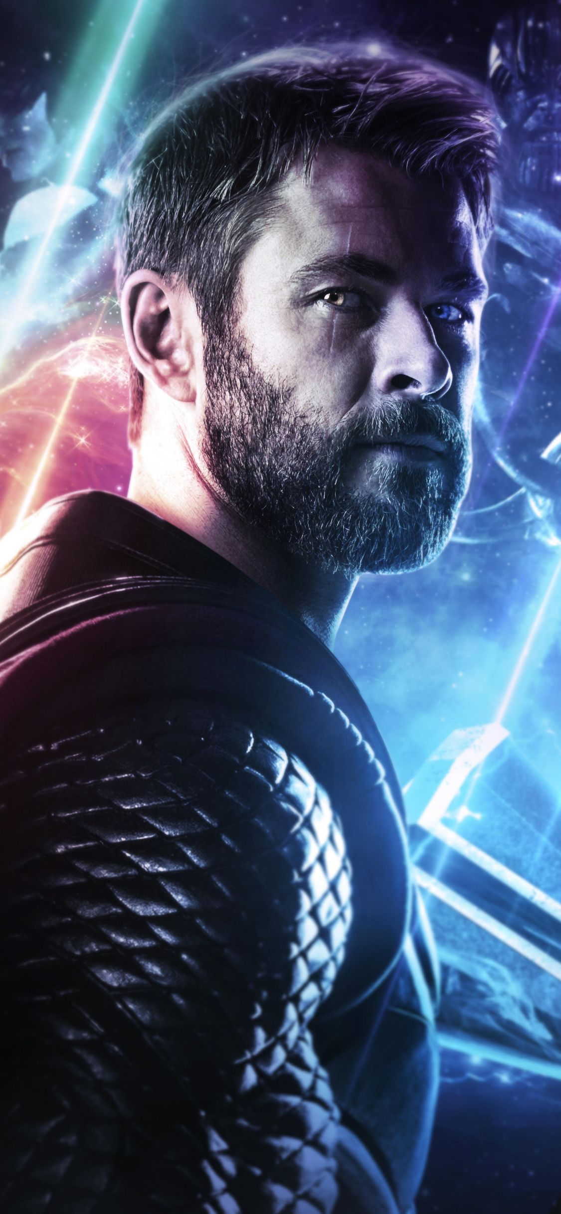 1125x2436 Thor Avengers Endgame 4k New Iphone XS,Iphone 10