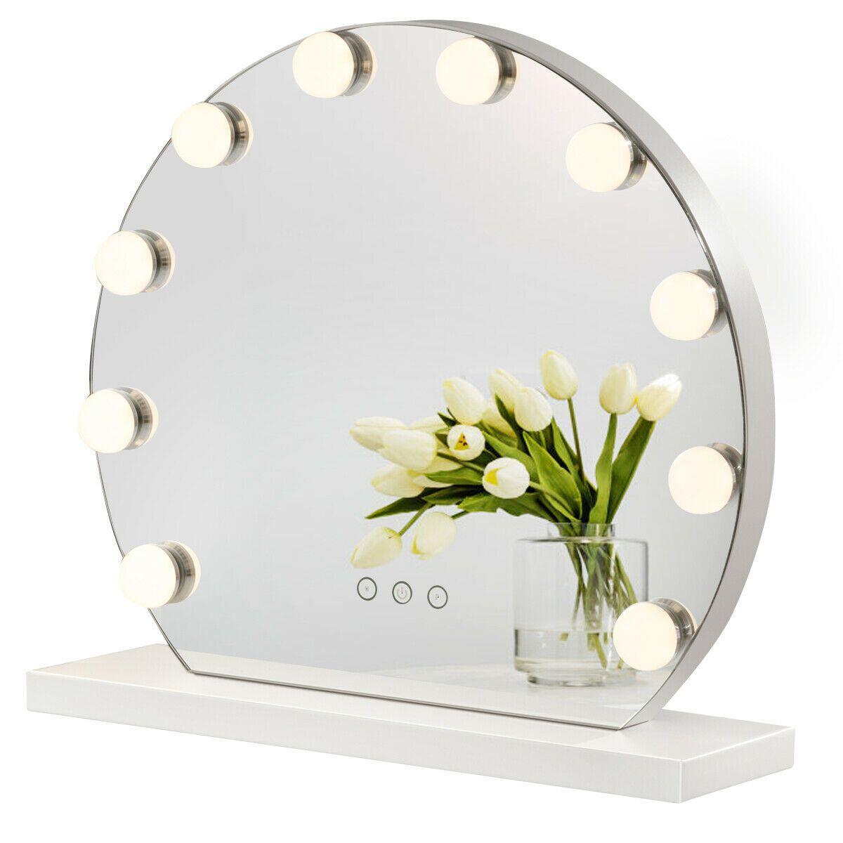 Home Makeup Vanity Mirror With Lights Makeup Vanity Mirror Mirror With Lights