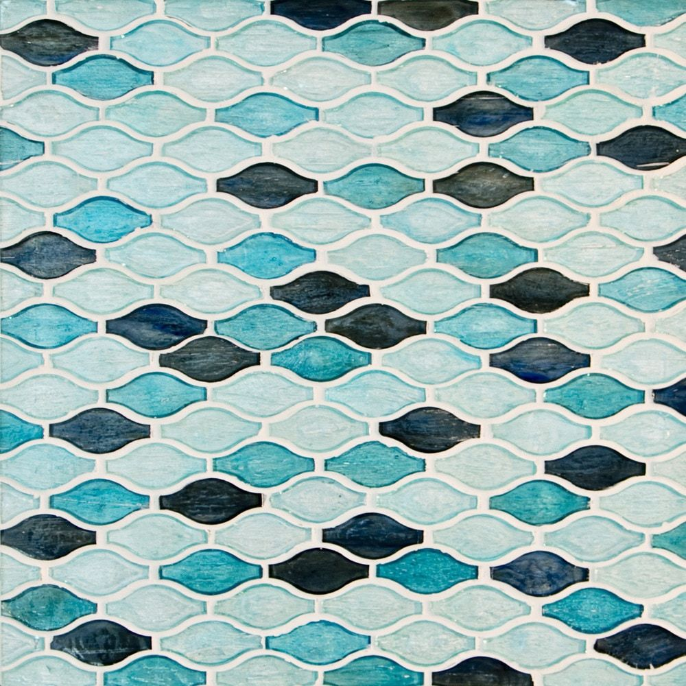 Tile Arabesque Pattern Gl Mosaics