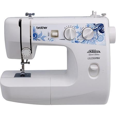 Brother Limited Edition Project Runway 20 Stitch Function Sewing Machine Ls2250prw Project Runway Sewing Machine Sewing Machine Brother Sewing Machines
