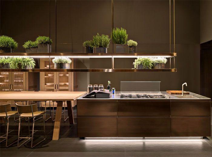 Current Trends In Kitchen Design Minimalist kitchen design trends 2018 / 2019 – colors, materials & ideas