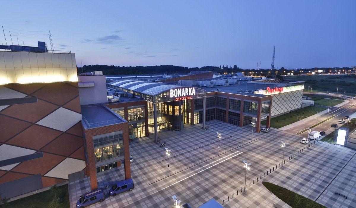 Bonarka City Center, Shopping Mall, KrakówPoland, Bose