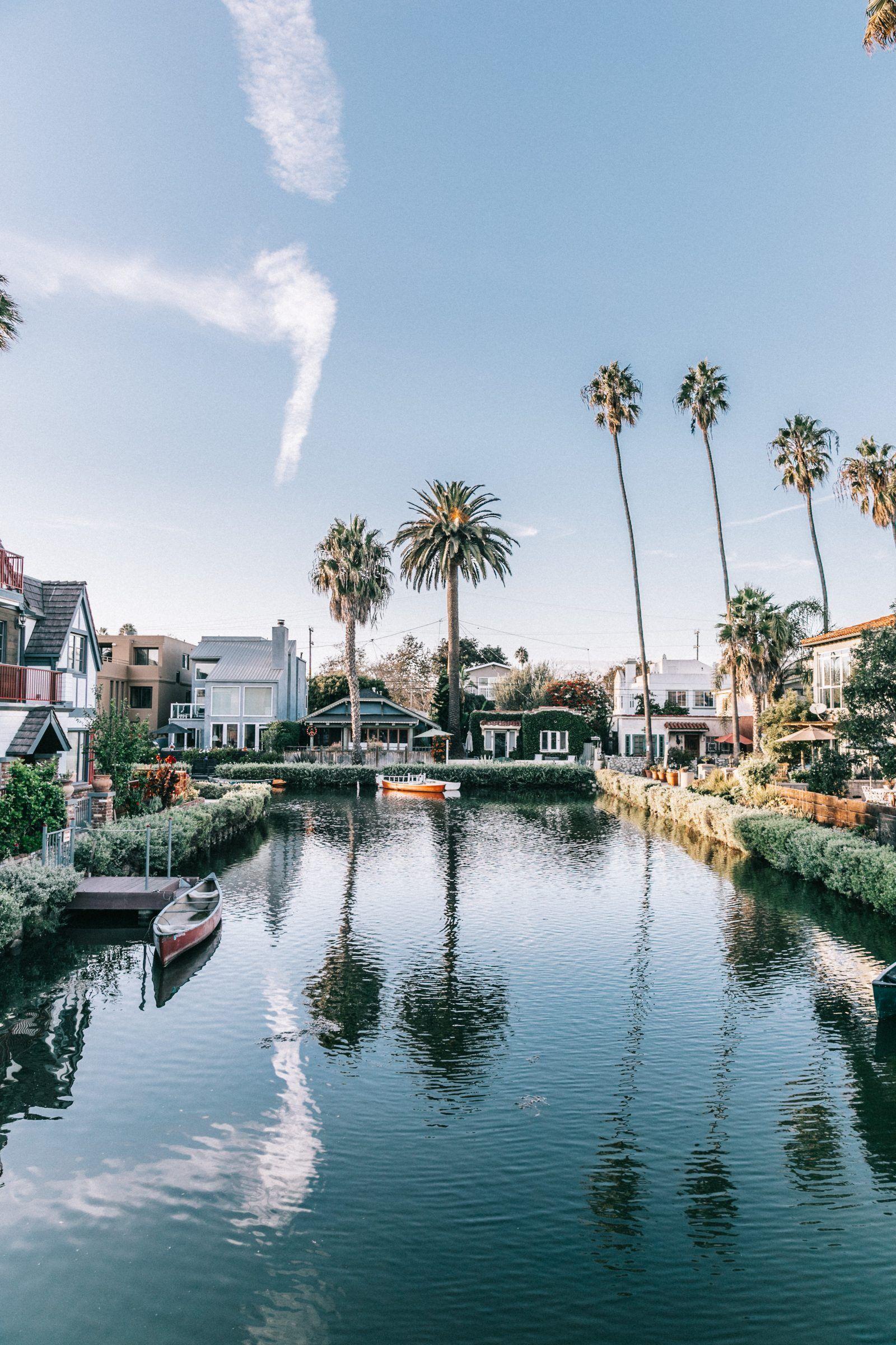 Venice Los Angeles California More California Wallpaper Per