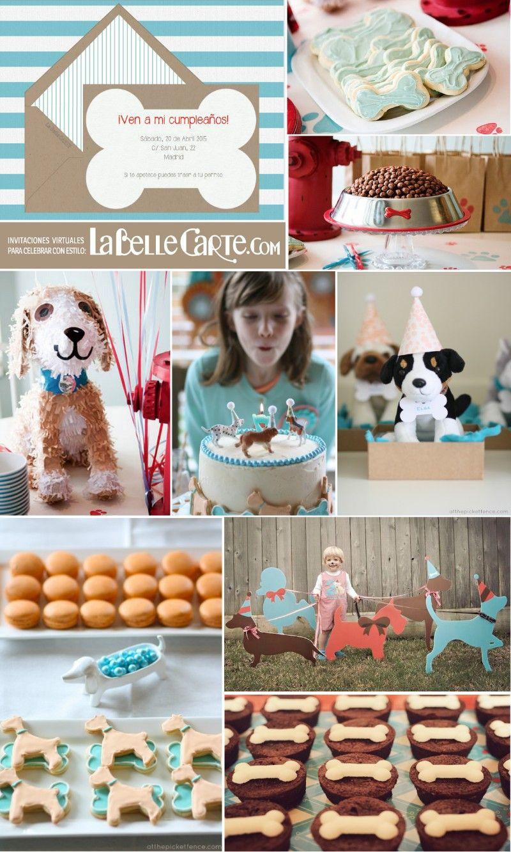infantiles para fiestas infantiles cumpleanos de perritos fiesta de perritos