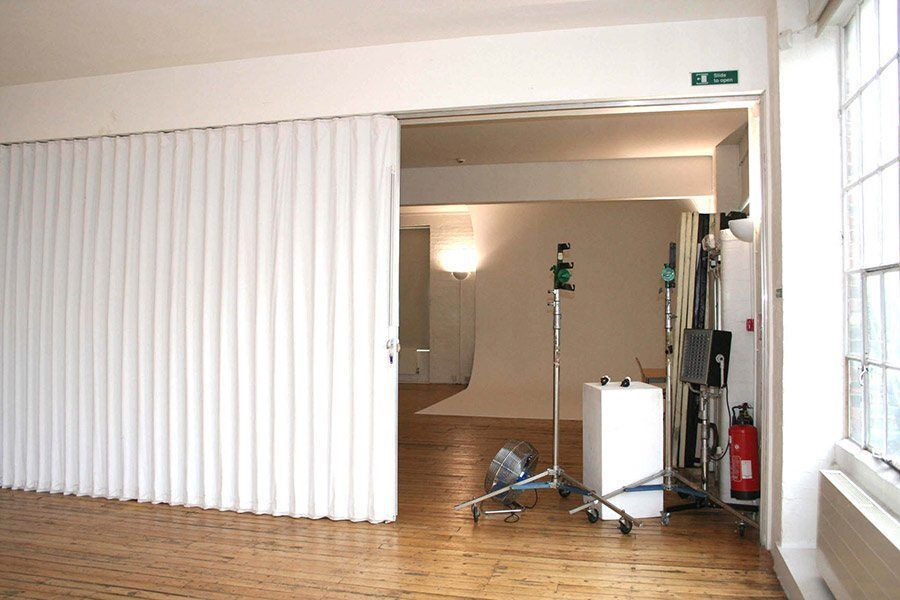 Soundproof Room Dividers Acoustic Folding Partitions Netwell Divider Doors Walls Fake