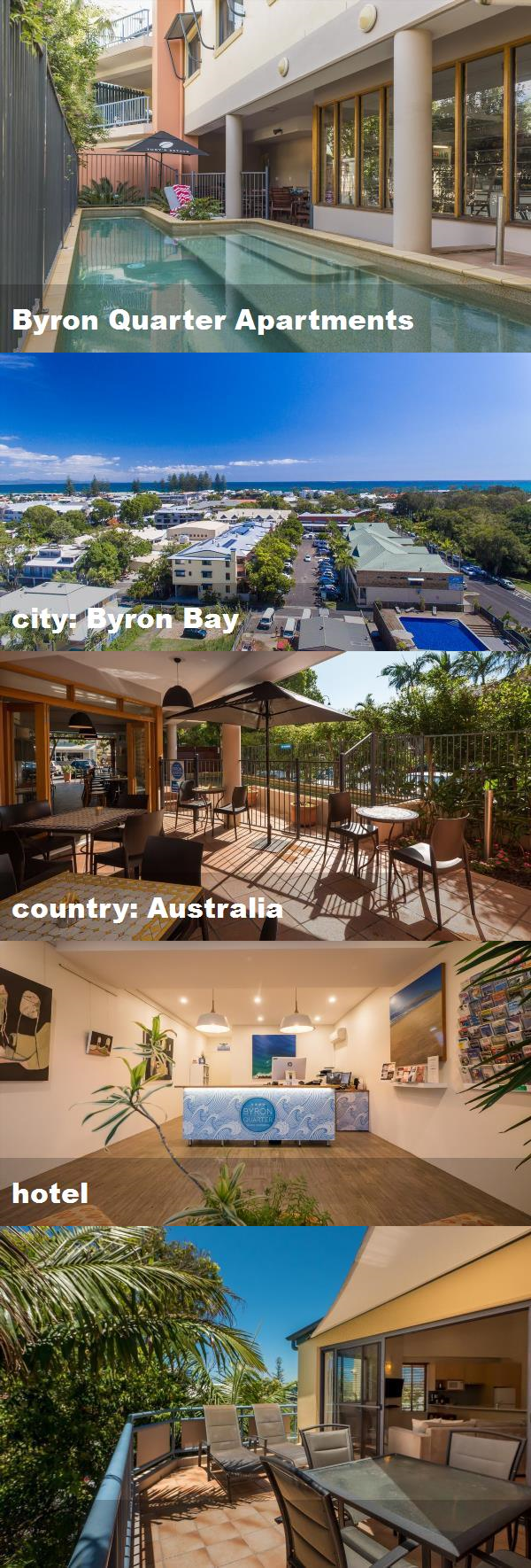Byron Quarter Apartments, city: Byron Bay, country ...