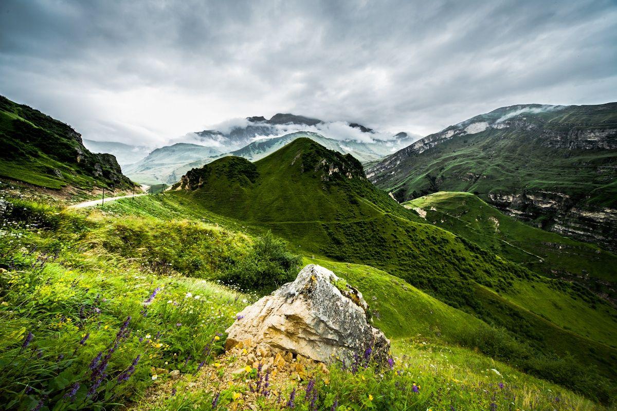 картинка с природой азербайджана роль уже знакома