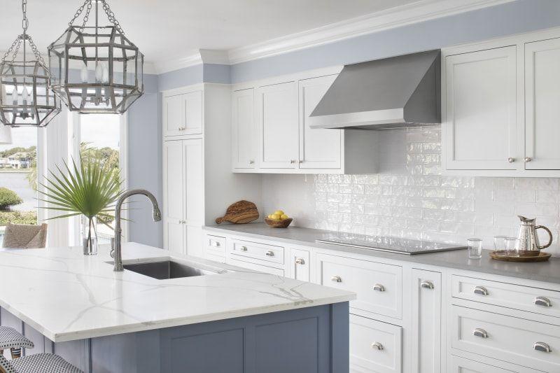 Fresh Corian Quartz Materials Home Renovation Kitchen Niche