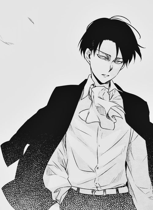 Levi's Prom Project Chapter 1 by whitesoulninja69 on DeviantArt