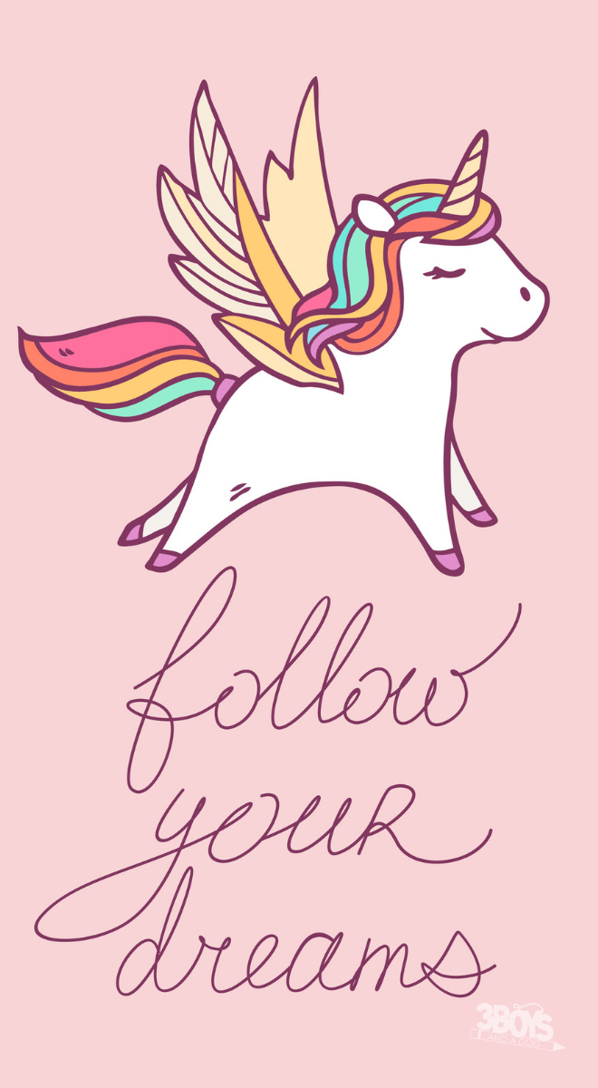 Unicorn Quotes for Kids - Unicorn quotes, Unicorn wallpaper, Pink unicorn wallpaper, Unicorn and glitter, Quotes for kids, Unicorns and mermaids -  Make your dreams happen!  and more unicorn quotes for kids to help inspire our children to be all they can be!