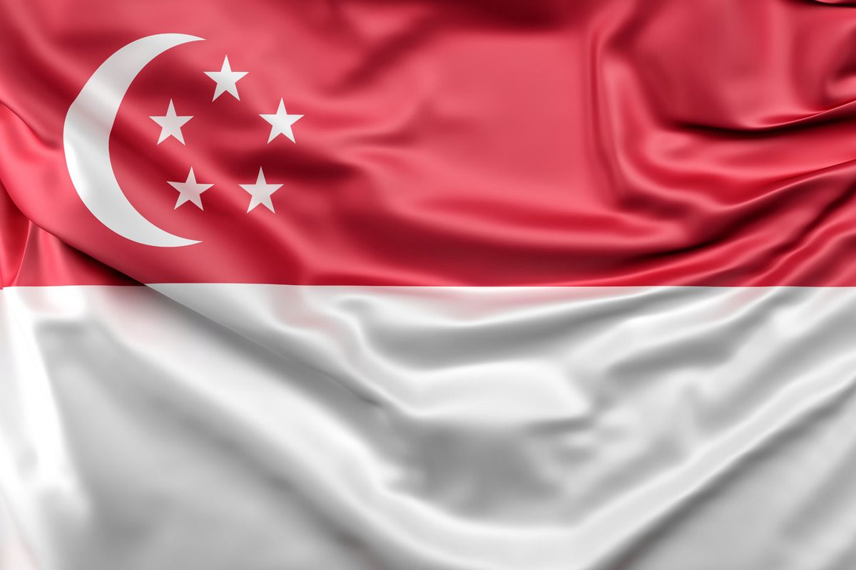 Free Stock Illustration Flag Of Singapore Singapore Asia Freestockphoto Free Freedownload Freestockphoto Freephoto Download Freedownload Stock Photo