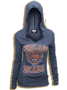 Junk Food Clothing - Women s - Best Sellers - Chicago Bears  18f7d0472