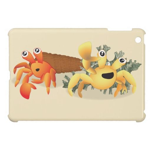 Hermy and Rover iPad Mini case