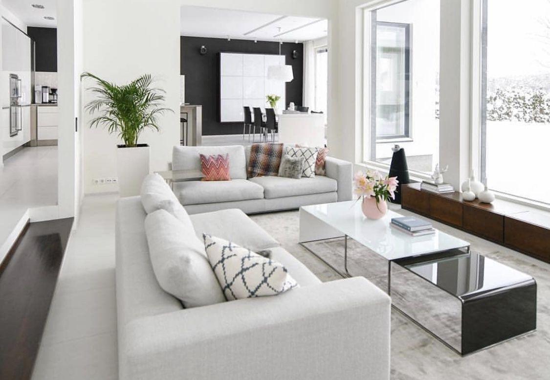 White Modern Living Room Modern White Living Room White Furniture Living Room Gray Living Room Design