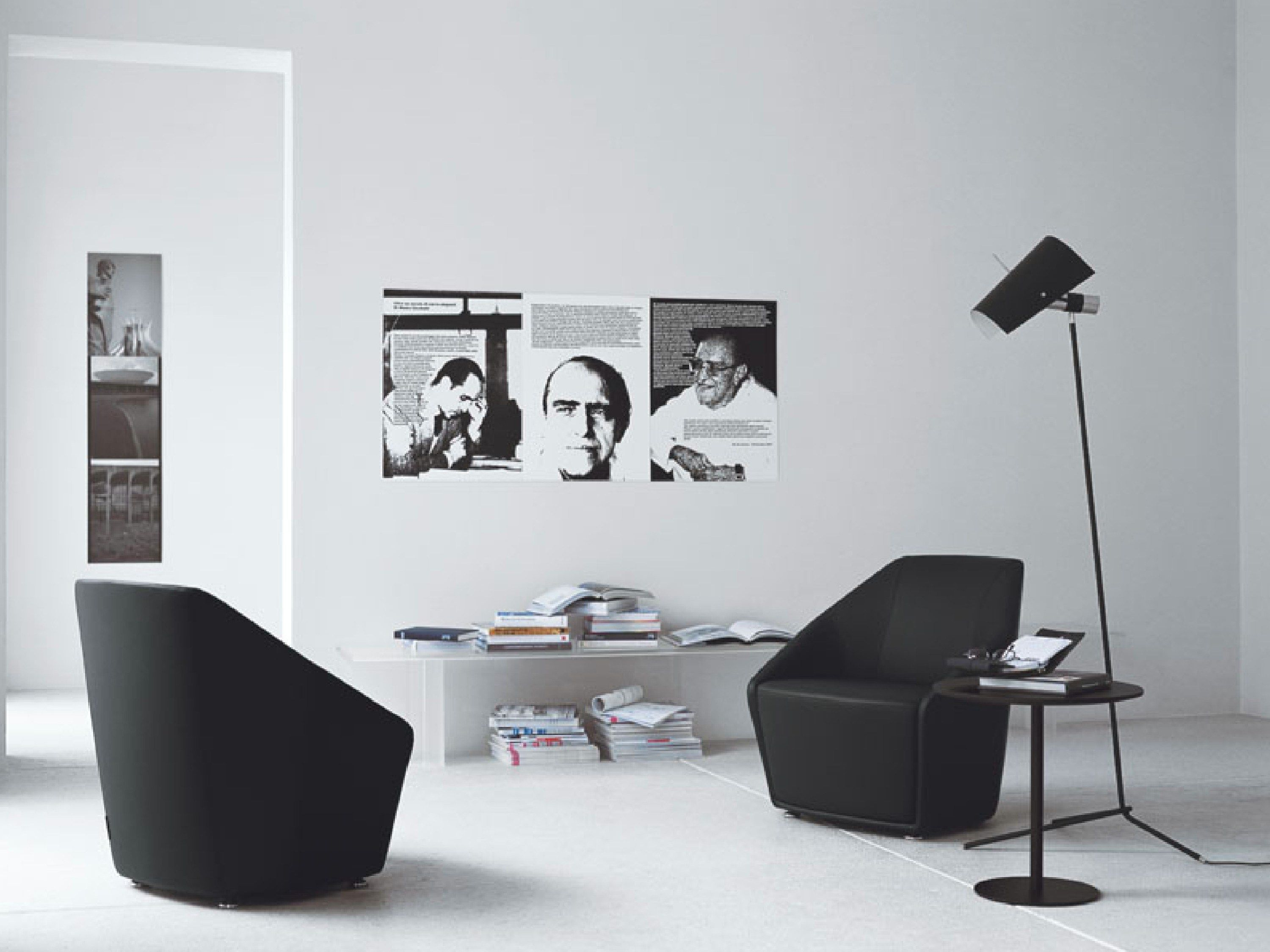 Upholstered low lounge chair   by Claesson Koivisto Rune