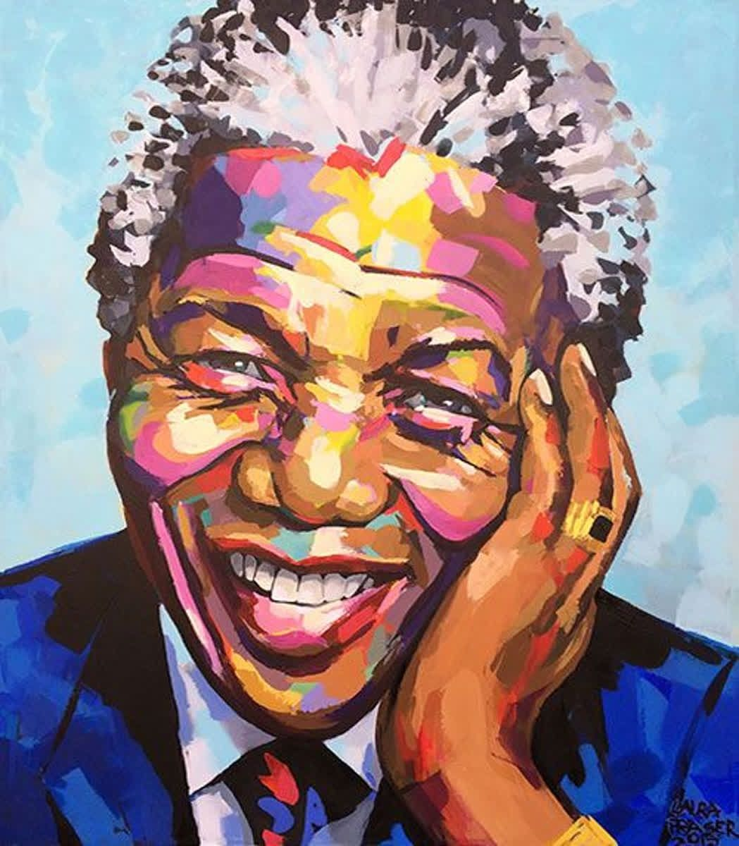 We're celebrating Mandela Day South Africa what will you