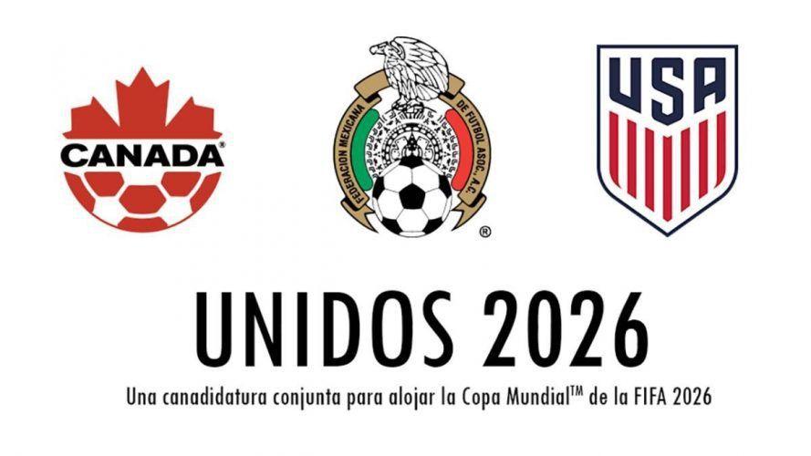 Mexico Estados Unidos Y Canada Organizaran El Mundial De Futbol 2026 Seunonoticias Mundial De Futbol Copa Del Mundo Memes De Futbol
