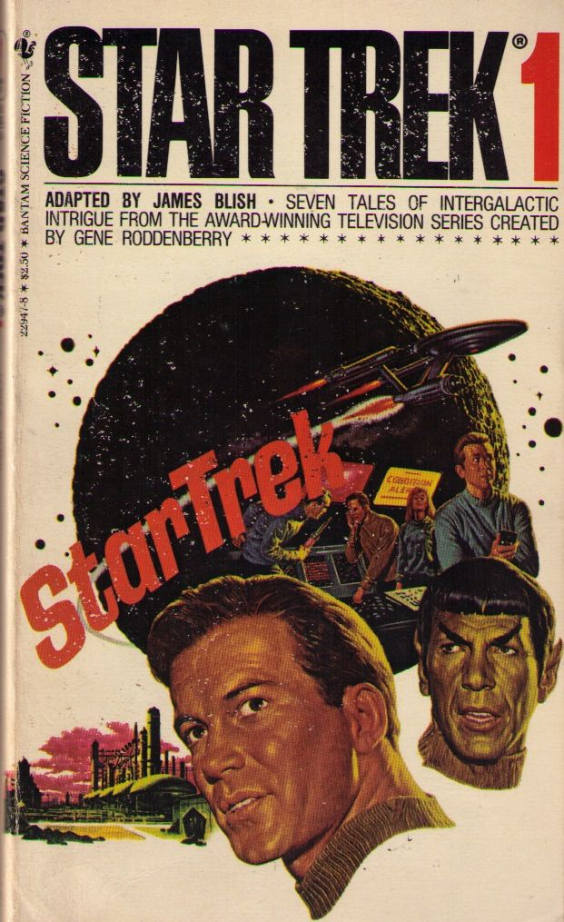 Star Trek, Bantam Books, 1967