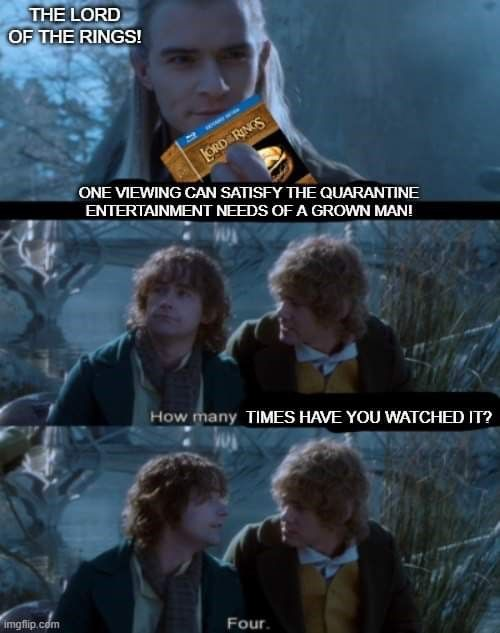 Lord Of The Rings Memes For Anyone Who Would Rather Be In Middle-Earth