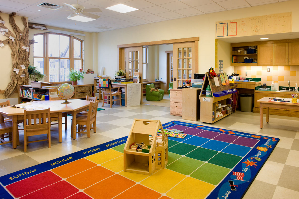 Classroom Innovation Ideas ~ What if all classrooms were like kindergarten
