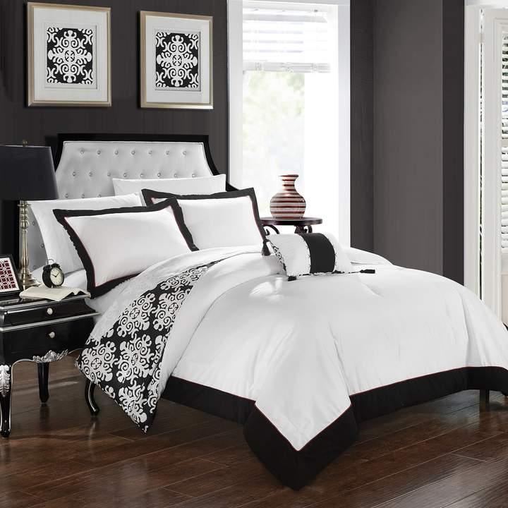 Trina Duvet Cover Set Black Comforter Sets Black Comforter Comforter Sets