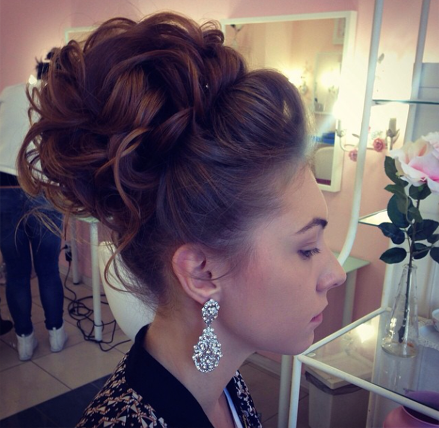 34 stunning wedding hairstyles | hair style, wedding and formal hair
